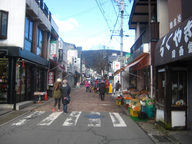 軽井沢銀座通り